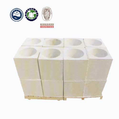 Ladle Permeable Well Block